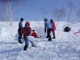 11年4月雪山唐松岳 012