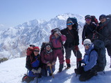 11年4月雪山唐松岳 101