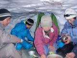 11年4月雪山唐松岳 025
