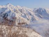 11年4月雪山唐松岳 028