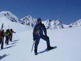 11年4月雪山唐松岳 079