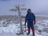 11年2月硫黄岳 035
