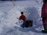 11年4月雪山唐松岳 011